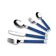 BergHOFF Designo kék evőeszközkészlet, 30 részes