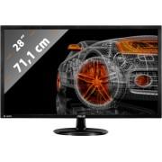 Asus VP28UQG-Gaming monitor - Raspakiran