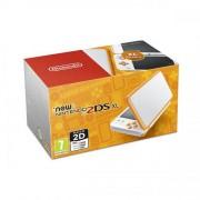 Consola New Nintendo 2DS XL White + Orange GR