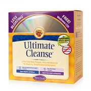 ULTIMATE CLEANSE 2-Part Total Body Program (Contains Lactobacillus Acidophilus)