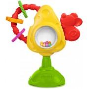 Игрушка для стульчика Мышка с сыром и крекерами