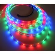 Špeciálny digitálny LED diódový pásik, 7,2W, 5m, 150 LED