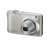 NIKON Coolpix A100 srebrni digitalni fotoaparat
