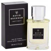 Apa de Toaleta David Beckham Instinct Barbati 30 ml