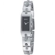 DKNY Quartz Silver Rectangle Women Watch NY3430 DKNY