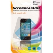Ultraclear Screen Guard for Nokia C6 - Nokia Screen Protector