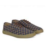 Wega Life FRANCIS Beige/Navy Sneakers