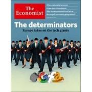 Tidningen The Economist Print Only 153 nummer