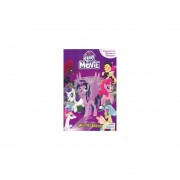 Divertilibros My Little Pony The Movie (incluye 12 Figuras Y Tapete Gigante) Pd.