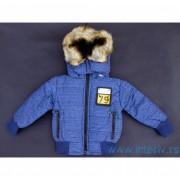 Zimska jakna Plava