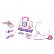 Set de joaca Doctorita Plusica, accesorii incluse