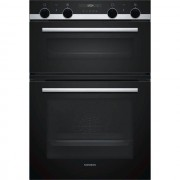 Siemens IQ-500 MB557G5S0B Built In Double Oven - Stainless Steel - A/B Rated
