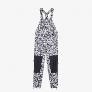 Nike Acg Woven Overall Aop For Men In Black - Size L