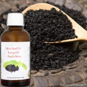 Alcamy's Pure Black Seed Oil (Cold Pressed)