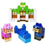 Spin Master Ionix Paw Patrol 70 Piece Block Set Adventure Bay 6026145