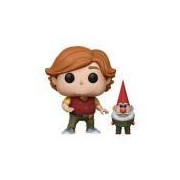Toby With Gnome - Pop ! Television - Trollhunters - 467 - Funko