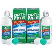 Разтвор OPTI-FREE Express 2 x 355 ml с контейнерче