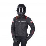 REVIT! Motorradjacke Revit Tornado 3 Schwarz Damen