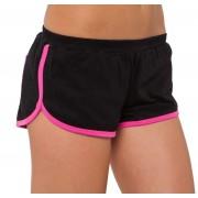 pantaloni scurți femei METAL Mulisha - radiind - BLK_SP6708005.01