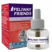 Feliway FRIENDS Diffuseur & Recharge pour chat 1 diffuseur + 1 recharge de 48 ml
