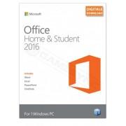 Microsoft Office 2016 PC - Thuisgebruik en Studenten NL Licensie/Activatie Directe Download