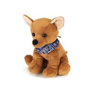 Cozy plush pet chico - Intelex