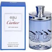 Cartier Eau De Cartier Vetiver Bleu Eau De Toilette 100 Ml Spray (3432240512598)