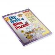 'My Big Book of Bible Puzzles' Bible Activities for JW Kids