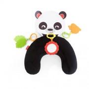 Fisher-Price panda buikkussen knuffel & speel