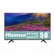 "Televisor LED Viera 50"" Hisense 50H6E Smart TV / 4K Ultra HD / widescreen / negro / HDMI / USB / 3840X2160"