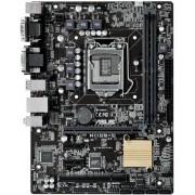 Placa de baza Asus H110M-C, Intel H110, LGA 1151