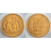 Zlatá mince: Svatováclavský dukát 1933