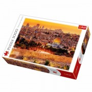 Trefl Puzzle Slagalica The Roofs of Jerusalem 3000 kom (33032)