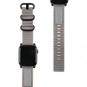 Urban Armor Gear Řemínek pro Apple Watch 42mm / 44mm - UAG, Nato Strap Grey
