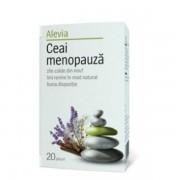 Ceai menopauza Alevia
