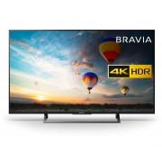 Sony KD55XE8096BAEP Tvs - Zwart