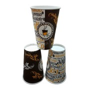 Pahar carton 12oz Coffee Coffee 100buc