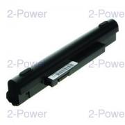 2-Power Laptopbatteri Dell 11.1v 4400mAh (451-11095)