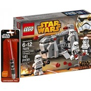 LEGO Star Wars Imperial Troop Transport with/Rare Lightsaber Pen