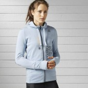 Reebok Женщины- Худи Reebok Spartan Race Full-Zip