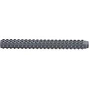 Marker pentru colorat ARTLINE Stix, varf flexibil (tip pensula) - gri