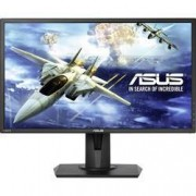 "Asus LED monitor Asus VG245HE, 61 cm (24 ""),1920 x 1080 px 1 ms, TN LED HDMI™, VGA, audio, stereo (jack 3,5 mm)"