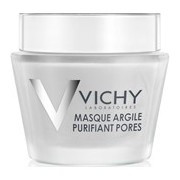 Máscara de argila purificante para poros peles oleosas 75ml - Vichy