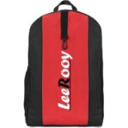 LeeRooy 18 inch Inch Laptop Backpack(Red)