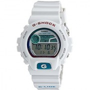 Casio G-Shock Digital White Dial Mens Watch - GLX-6900-7DR (G287)