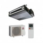 Duct Mitubishi Electric 12000 BTU inverter SEZ-KD35VAL + SUZ-KA35VA