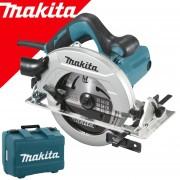 MAKITA HS7611K Ferastrau circular manual 1600 W (NOU!)