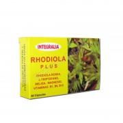 Integralia Rhodiola plus (rhodiola rosea, triptofano, melisa, magnesio y vit. b1, b6, b12) - complementos alimenticios