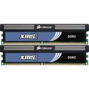 Memorii Corsair XMS2 Classic Blue DDR2, 2x2GB, 800MHz