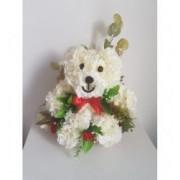 Urs de flori jucaus si draglas
